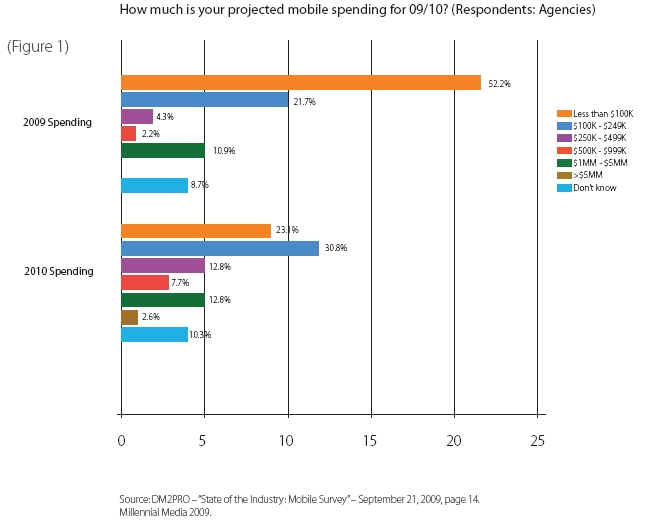 Mobile spending by agencies