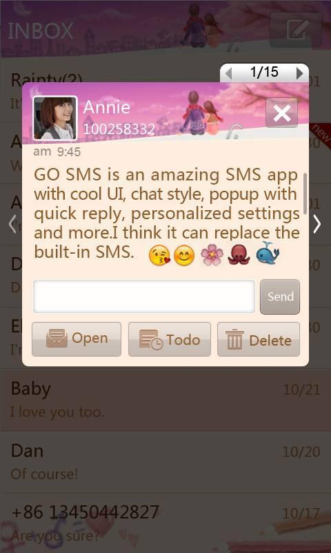 GO-SMS-Pro-Popup
